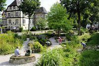 Wasserschloss St. Hubertus Heerse, Neuenheerse
