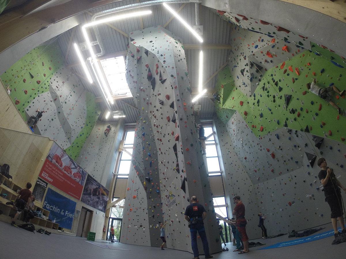 Kletterausrüstung Dav : Klettern aktivitäten kulturland kreis höxter